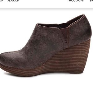 Dr. Scholl's Shoes - Wedge bootie